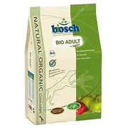 Bosch - Cухой органический корм для взрослых собак Bio Adult + Яблоки