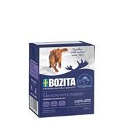 BOZITA - Консервы для собак (кусочки индейки в желе) Turkey