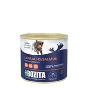 BOZITA - Паштет для собак (с лососем) Salmon