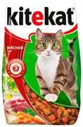 """Kitekat - Сухой корм для кошек """"Мясной пир"""""""