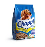 "Chappi - Сухой корм для собак ""Курочка аппетитная"""