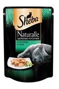 Sheba - Паучи для кошек (с курицей и уткой) Naturalle