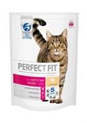Perfect Fit - Сухой корм для кошек (с курицей)