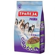 Трапеза - Сухой корм для активных собак PRIMA